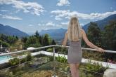 Apartmenthotel Am Sonnenhang in Dorf Tirol