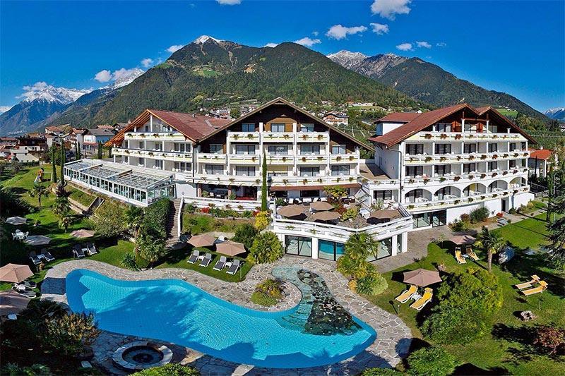 Dorf Tirol Bei Meran Hotel
