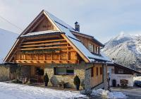 Obereggerhof: Winter - Chalet in Schenna