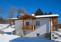 Bauernhof - Pichlerhof im Winter