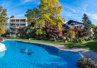**** Hotel Wiesenhof at Lagundo next to Merano, South Tyrol