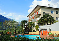 Pension Planta** in Meran