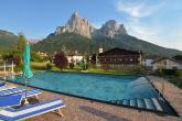 Your basecamp at Siusi allo Sciliar