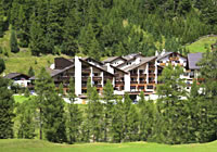Residence Alpina *** in Sulden