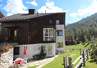 Chalet Haus Rita in Sulden