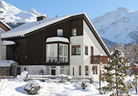 Chalet Haus Rita in Sulden am Ortler