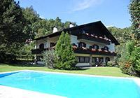 Pension Ackpfeifer Hof mit Schwimmbad