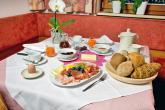 Garni Meranblick Gabelfrühstück