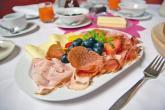 Garni Meranblick -  prima colazione con prodotti regionali