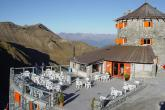 Alpine guesthouse Tibet Hut – Stelvio Pass in South Tyrol