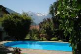 Stöckerhof - Schwimmbad im Garten mit ausreichend Sonenliegen
