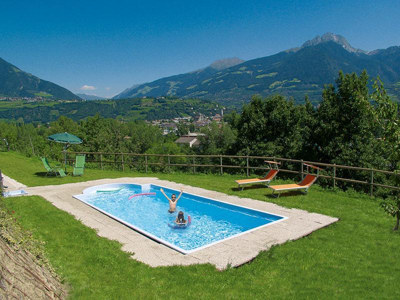 Marling Bei Meran Ferienwohnung Urlaub S 252 Dtirol Italien