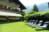 Pensione Alpenland - giardino
