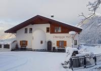 Winter am Obereggerhof - Schenna bei Meran