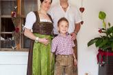 Gasthof Aniggl Hof in Schlinig, Mals