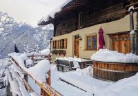 Winterurlaub am Obereggerhof - Ferienhaus in Schenna