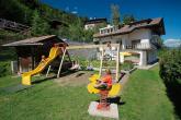 Ferienwohnungen Ultental Garten