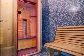 Residence Ledi - Infrared cabin
