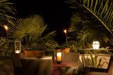 Garni Hotel Rebhof - gemütliche Abendstimmung
