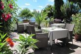Garni Hotel Rebhof -Sonnenterrasse