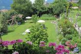 Unser alpin-mediterraner Blumengarten