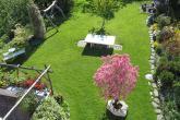 Garni Hotel Rebhof - Garten