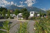 L'area camper