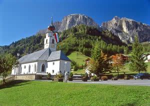 Corvara - Kolfuschg (Alta Badia)