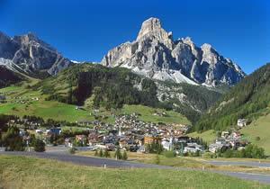 Corvara - Colfosco (Alta Badia)