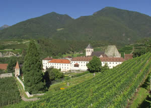 Augustinian Abbey of Neustift