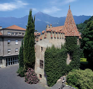 Landesfürstliche Burg
