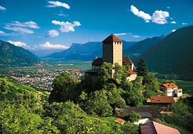 South Tyrol Museum of Cultural and Provincial History - Tirol Castle