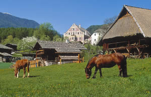 Südtiroler Volkskundemuseum Dietenheim