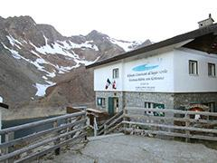 Höchster Hütte am Grünsee