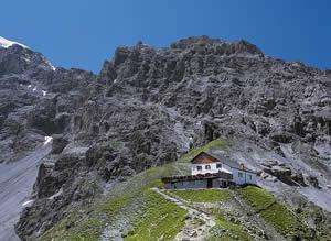 Tabaretta Hütte