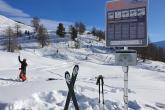 Avalanche Training Center - Skigebiet Minschuns