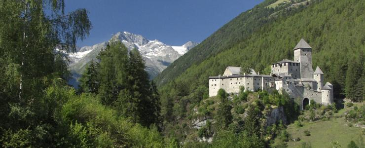Burg Taufers im Ahrntal