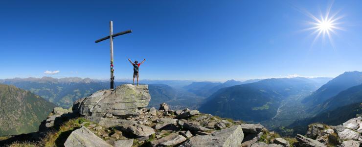 Naturpark Texelgruppe in Südtirol