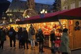 Der Christkindlmarkt Bozen, Südtirol